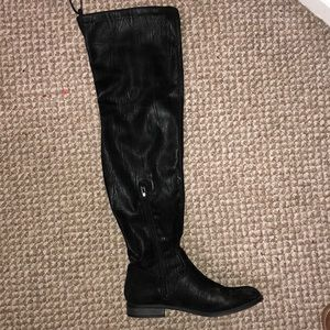 Just fab high knee boots